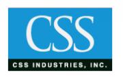 CSS Industries